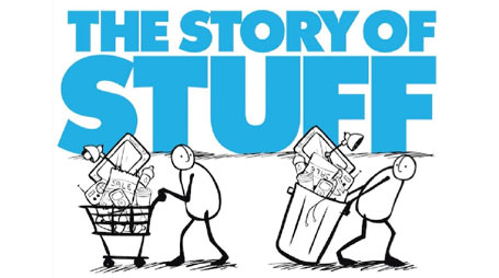 The story of stuff graphic