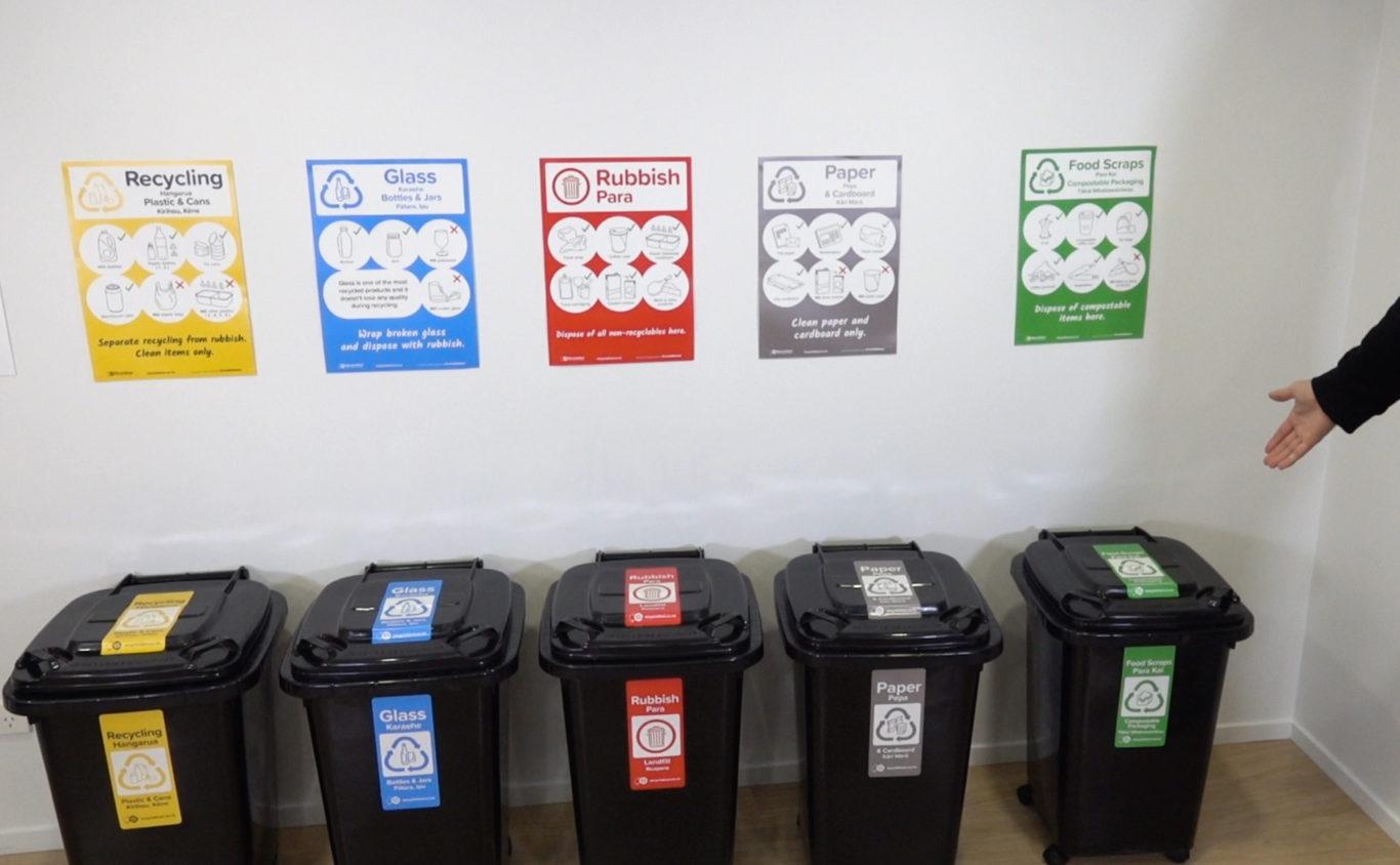 howtosetuprecyclingsystem